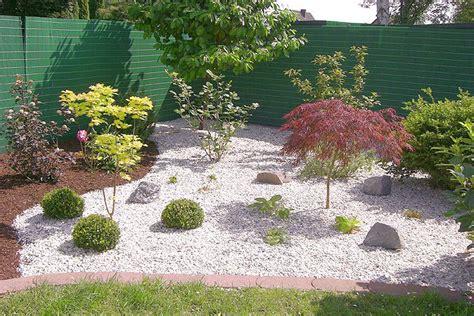 Beet Mit Steinen by Beet Mit Kies Reimplica Best Garten Ideen Landscaping