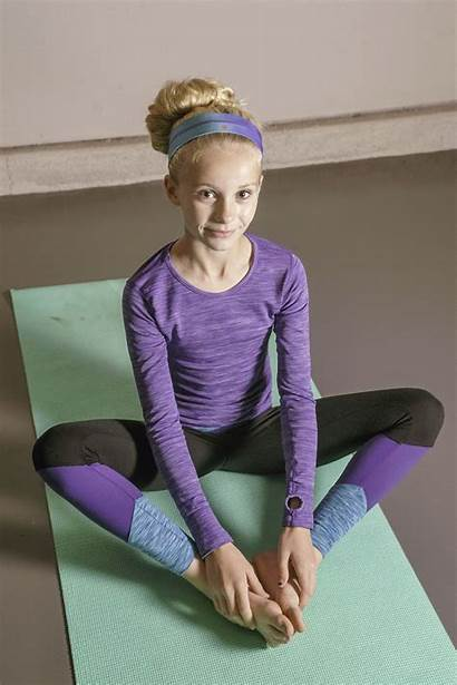 Yoga Tween Jill Session Fitness Clothes Outfits