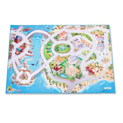 grand tapis de jeux tapis de jeux seaside ultra soft hok parents bio