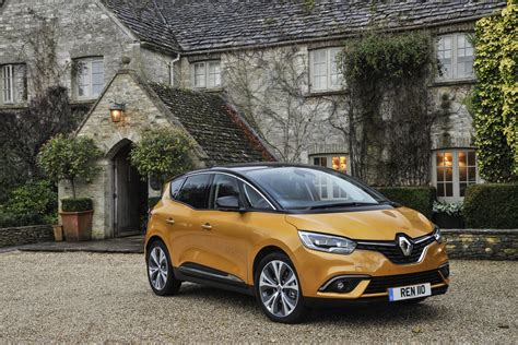 renault scenic hybrid all new renault scenic hybrid is revealed