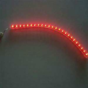 Neon Led 12v : 12v 24 bulb flexiable led light lamp silicone strip path neon variety color 24cm ebay ~ Medecine-chirurgie-esthetiques.com Avis de Voitures