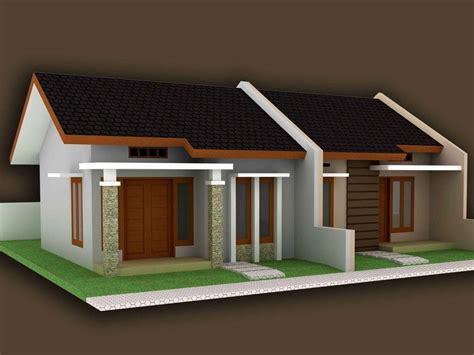 gambar rumah kontrakan sederhana minimalis gambar