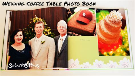 Wedding Coffee Table Photo Books  Thoughtful Gifts