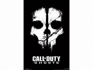Call of Duty - Ghosts - Skull Poster Print (24 x 36