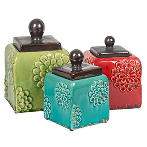 colorful kitchen canister sets colorful kitchen canisters 5569