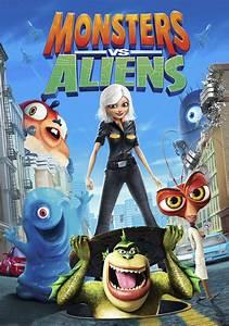Monsters vs. Aliens | Movie fanart | fanart.tv
