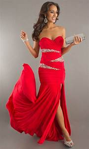 Red Dresses - Pjbb Gown
