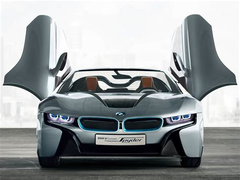 2015 Bmw I8 2-door Coupe Front Exterior View, Size