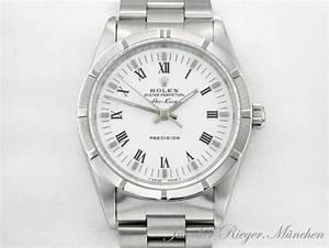 Uhr Rolex Herren : rolex uhr airking stahl automatik herren armbanduhr ~ Kayakingforconservation.com Haus und Dekorationen