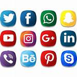 Social Icons Redes Icon Sociales Iconos Pack