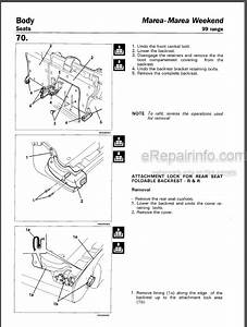 Fiat Marea And Marea Weekend Service And Repair Manual