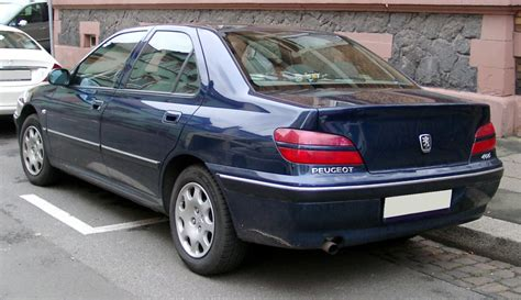 Peugeot 406. Amazing pictures & video to Peugeot 406 ...