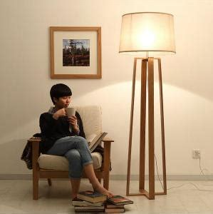 floor l with reading arm decoration wood floor standing l for living room reading floor