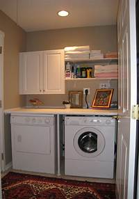 laundry room makeovers Laundry Room Makeover - AtWell Staged Home
