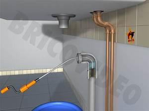 Furet Pour Déboucher Canalisation : bricolage plomberie probl me canalisation vier lave ~ Edinachiropracticcenter.com Idées de Décoration