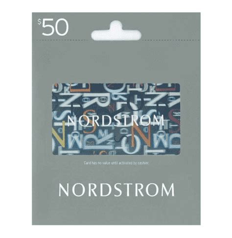 Then provide them with the details that they need. Nordstrom gift card check balance