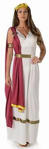 Roman Goddess Ladies Fancy Dress Ancient Greek Athena ...