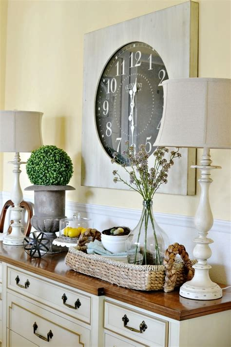 Decorating Ideas Kitchen Buffet by Buffet Table Decor Picket Fence S Home