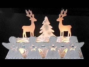 Decoration De Noel Pour Fenetre A Faire Soi Meme : decoration de fen tres pour no l youtube ~ Melissatoandfro.com Idées de Décoration