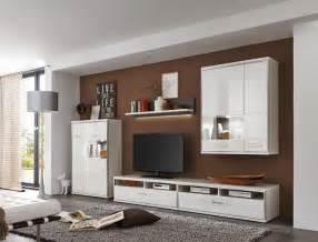 Tv Wand Weiß Hochglanz : wohnwand travis 25 wei hochglanz 5 teilig medienwand tv m bel tv wand wohnbereiche wohnzimmer ~ Indierocktalk.com Haus und Dekorationen