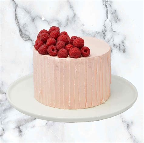 raspberry party cake caroline goulding cake design