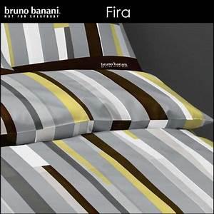 Bruno Banani Bettwäsche : bruno banani mako satin bettw sche fira g nstig kaufen bei ~ Watch28wear.com Haus und Dekorationen
