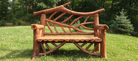 great rustic garden furniture outdoor rustic garden
