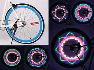 Licht Für Fahrrad : effekt led licht f r fahrrad mit gratis versand ~ Kayakingforconservation.com Haus und Dekorationen