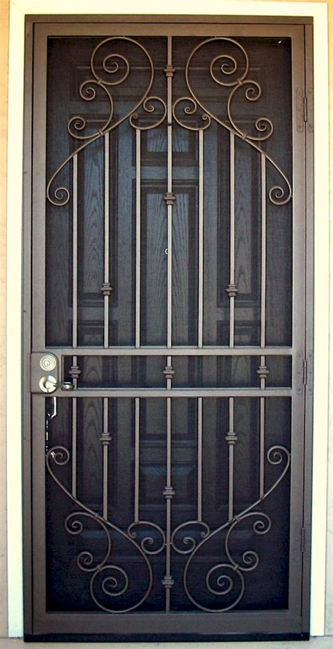 Louvered Patio Covers Phoenix by Custom Security Doors Phoenix Aaa Sun Control