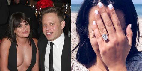 Lea Michele Is Engaged To Boyfriend Zandy Reich