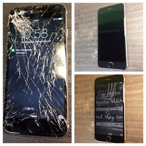 iphone 6 screen cracked apple iphone 6 cracked broken screen glass repair service