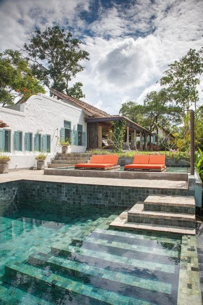 sri lankan homes   inspire  vacation house