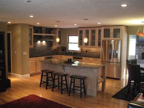 kitchen remodeling island best 25 ranch kitchen remodel ideas on 5571