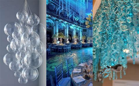 hanging centerpieces mermaid wedding guides for brides