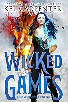 wicked games queen   damned   kel carpenter