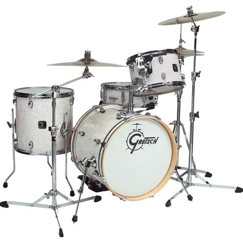 Gretsch Catalina Club Jazz 4piece Drum Set Shell Pack (18
