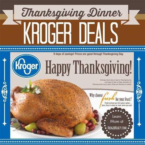 Kroger chairman and ceo rodney mcmullen agreed. Roundup of Thanksgiving Dinner Essentials at Kroger! - Kroger Krazy