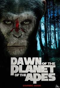 Dawn of the apes movie poster hd by PFDesigns on DeviantArt
