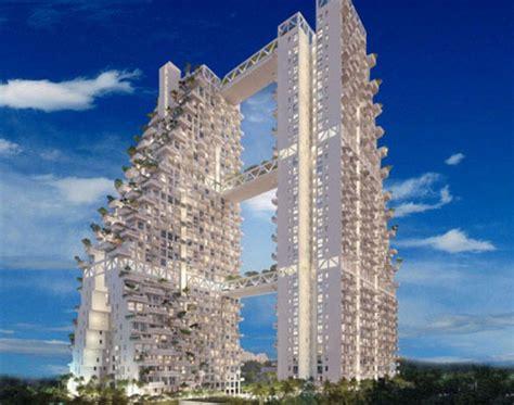 The World Scariest Length Singapore Latest Skyscraper