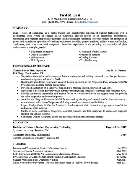 navy resume cadffbc iconic resume sample   navy job