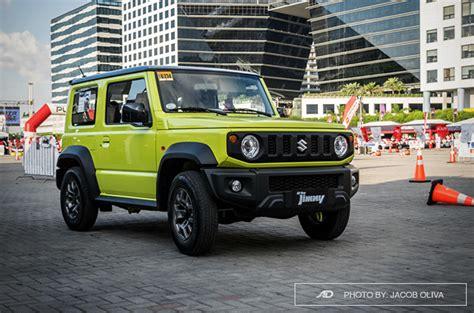 2019 Suzuki Philippines by There S A 2019 Suzuki Jimny Variant Below P1 Million
