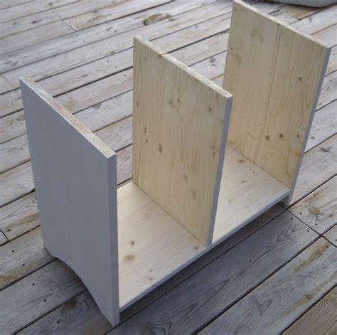 fabriquer une cuisine montage de la cuisinière en bois