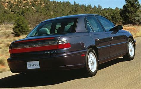 Cadillac Catera 1998 by 1998 Cadillac Catera Information And Photos Zombiedrive
