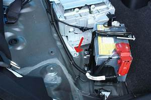 2016 Toyota Prius 12v Battery Change