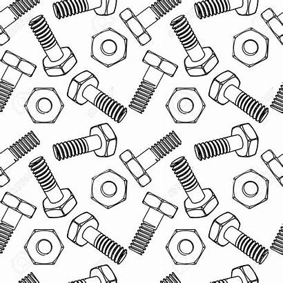 Nuts Bolts Clipart Bolt Clip Outline Google