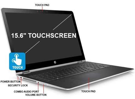Diagram 15 Hp Laptop by Hp Pavilion X360 15 Br075nr 2 In 1 Laptop Intel I3