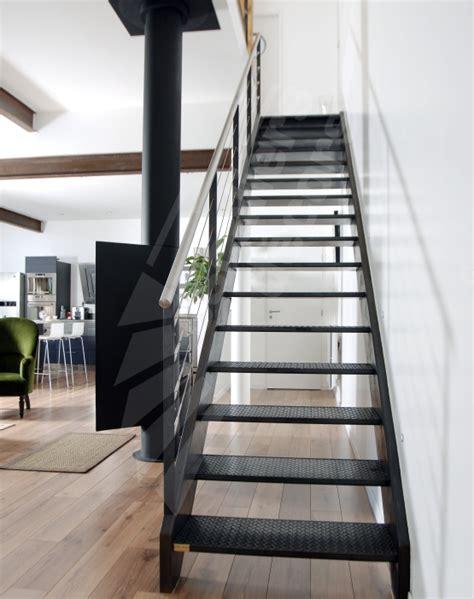 escalier d interieur design photo dt38 esca droit 174 escalier m 233 tallique d int 233 rieur