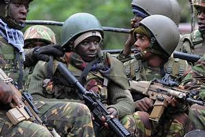 Nairobi shooting: Kenya police in stand-off with ...