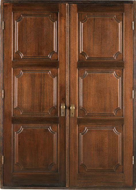 Wooden Doors by Closed Wooden Door Png Image Purepng Free Transparent