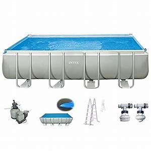 Intex Frame Pool 549x274x132 : intex pool 549x274x132 cm swimming pool steel wall metal frame with intex sand filter pump 10500 ~ Yasmunasinghe.com Haus und Dekorationen